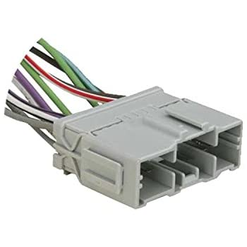 amazon com metra 70 1726 wiring harness for 2003 honda element car rh amazon com  2003 honda element trailer wiring harness