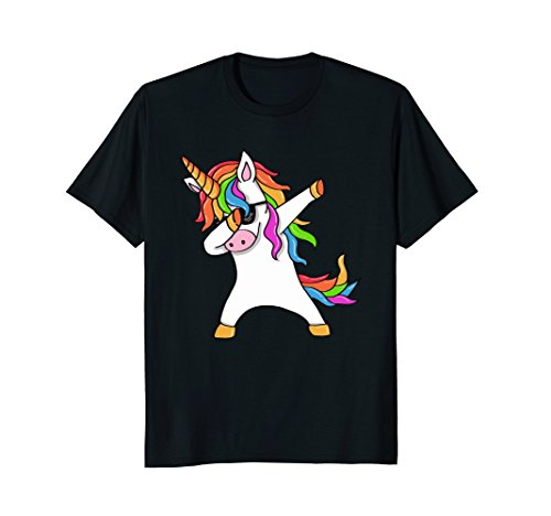 Dabbing Unicorn Shirt Kids – Unicorn Dabbing Shirt Kids