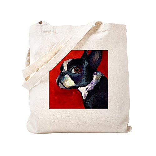 errier 2 SQUARE - Natural Canvas Tote Bag, Cloth Shopping Bag ()