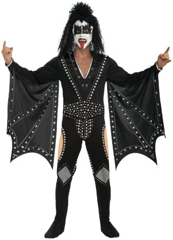 Rubies Kiss Demon Disfraz de Demonio para Hombre The Costume ...