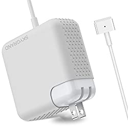 Macbook Pro Charger, SkyGrand Replacement 60W Magsafe 2 T Shape Connector AC Power Adapter Charger for Apple Macbook Pro with 13-inch Retina display - (LATE 2012) & After