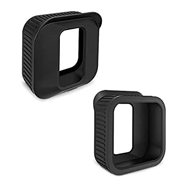 CASEBOT Silicone Case for Blink XT Camera - Waterproof Protective Camouflaged Skin Cover for Blink XT Home Security Indoor Outdoor Camera White 3 Pack