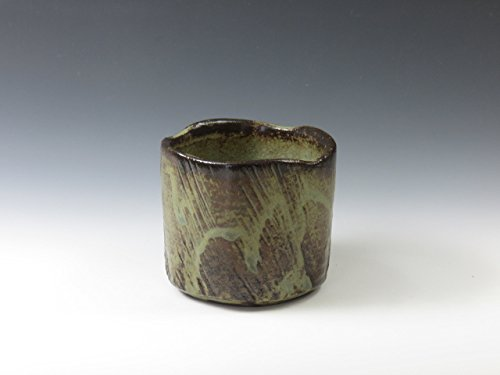 Japanese pottery sake cup (Koito-Yaki) by Koito-Yaki (Image #1)