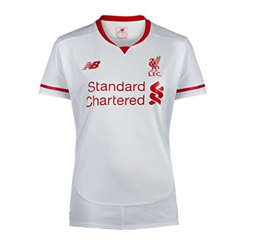 2015-2016 Liverpool Away Ladies Football Shirt