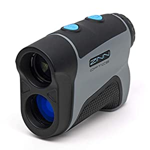 Zinn Optics TS600 Golf Rangefinder – 600 Yard Laser Range Finder with Target Sensor