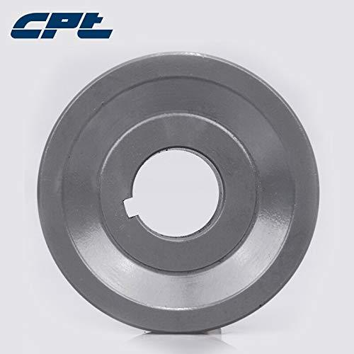 Bore Diameter: 3-4 inch Fevas CPT BK40 v Belt Pulley sheave BK Pulley - 1 7//8 1 Groove Cast Iron 1-1//8 3.95OD 5//8 Bore 1//2 B Belt Section 3//4