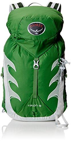 Osprey Packs Talon 18 Backpack 2016 Model, Shamrock Green, Medium/Large by Osprey