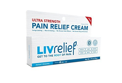 LivRelief-Ultra-Strength-Natural-Pain-Relief-Cream-Fast-Relief-of-Arthritis-Pain-Back-Pain-Knee-Pain-Tennis-Elbow-Sore-Muscles-and-Sore-Joints