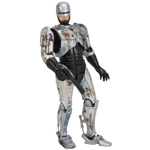 "NECA Robocop "" Battle Damaged"" 7inch Action Figure"