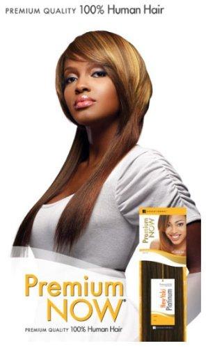 SENSATIONNEL PREMIUM NOW PREMIUM QUALITY 100% HUMAN HAIR YAKI 10P INCH (1B OFF -