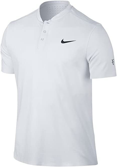 Nike – Roger Federer Court Advantage corta para hombre Polo de ...