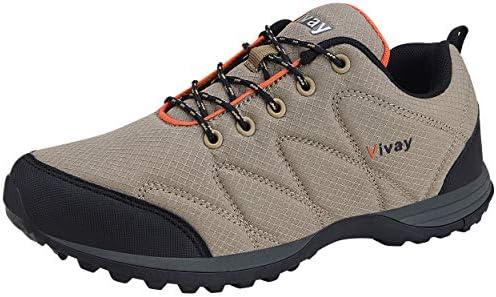 [xinbeige] メンズ スニーカー ランニングシューズ 運動靴 ウォーキング 登山靴 軽量 履きやすい サラリーマン 通勤 アウトドア カジュアル ジョギング 5色 25.0cm~28cm