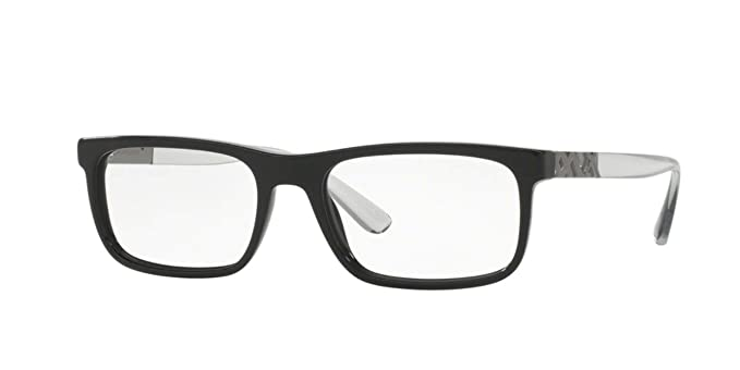 580d15bbe07d Image Unavailable. Image not available for. Color  Burberry Men s BE2240 Eyeglasses  Black 55mm