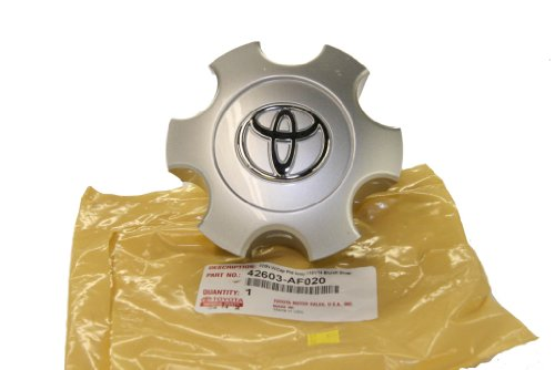 toyota alloy wheel center cap - 8