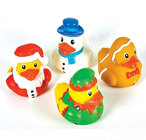 Christmas Rubber Duckies (Rhode Island Novelty 2