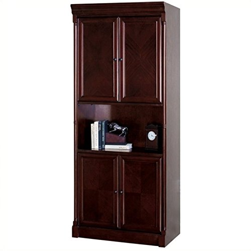 (Martin Furniture Mount View Library Bookcase - Fully Assembled)