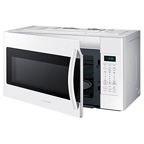 Samsung ME18H704SFW Cu. Ft. Microwave, White