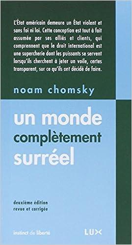 UN MONDE COMPLÈTEMENT SURRÉEL, 2E ÉD : Amazon ca: NOAM