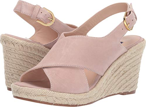 Stuart Weitzman Women's Paris Dolce Suede 5 M - Platform Stuart Shoes Wedge Weitzman