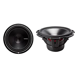 "2) ROCKFORD FOSGATE P3D2-15 15"" 2400 Watt 2-Ohm Car Audio Subwoofers Sub P3D215"