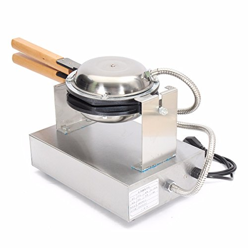 Electrical Equipment & Supplies - Other Electrical Equipment - 1.4 KW 220V Electric Egg Waffle Maker Egg QQ Egg Waffle Maker Egg Bubble Waffler Machine Power - Electrical Other