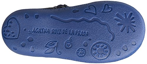 Agatha Ruiz De La Prada 151941, Mädchen Stiefel Blau (marino)