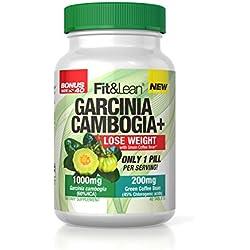 Fit & Lean, Garcinia Cambogia, 40 Capsules