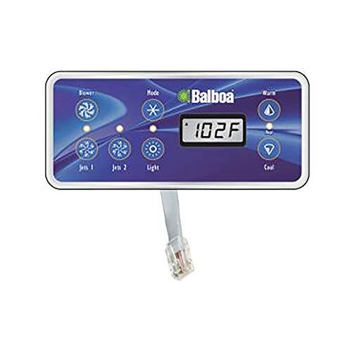 Balboa 30-200-3189 Topside Kit Serial Standard, VL701S, 53189 (Balboa Panel)