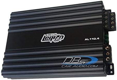 Audio Legion AL110.4 4-Channel Car Amplifier