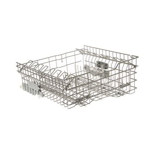 Ge Black Electric Dishwasher (WD28X10411 Genuine OEM GE Dishwasher Upper Dish Rack Assembly)
