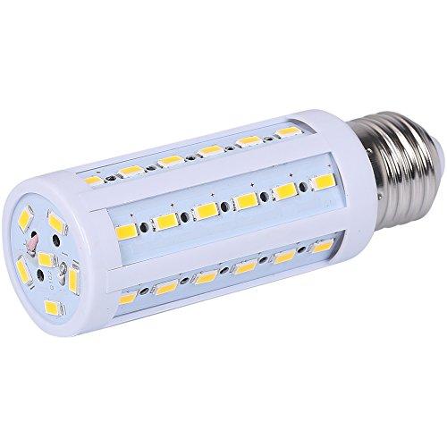 E26 Led (JacobsParts LED Corn Light Bulb 8W / 60W Equivalent 850lm 42-Chip E26 Soft Warm White 2700K)
