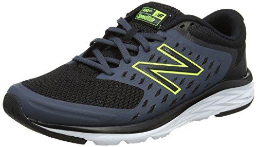 Nero Scarpe Running Balance Uomo grey New black M490v5 7Hq467wX