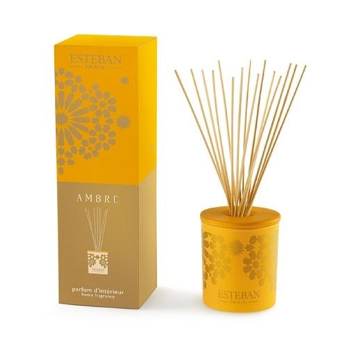 Esteban Ambre Scented Decorative Bouquet Diffuser 3.3 oz Scented Decorative Bouquet Diffuser