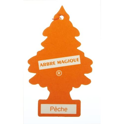 D�sodorisant Arbre Magique P�che well-wreapped