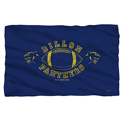 - Dillon Panthers -- Friday Night Lights -- Fleece Throw Blanket