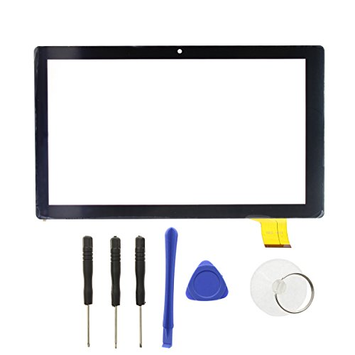 AUTOKAY Touch Screen Digitizer Panel & Tools for RCA RCT6103W46 PRO 10 Inch 10'' Tablet by AUTOKAY
