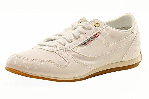 Diesel Women's Sheclaw W White Fashion Sneakers Shoes