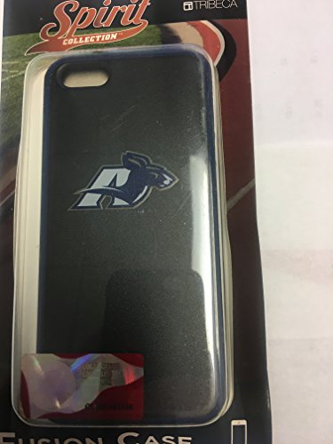 The Akron Zips football team is a college football program representing the University of Akron in the Football - iPhone 5, 5S, 5SE Fusion Case with gel bumper - Tribeca