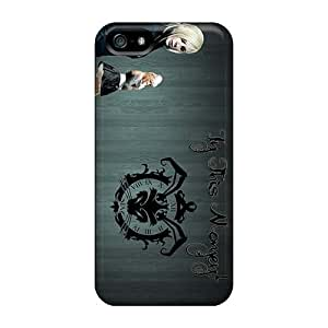 Iphone 5/5s SaX4261xcEs Customized Beautiful In This Moment Band Pattern Scratch Resistant Hard Cell-phone Case -MarieFrancePitre