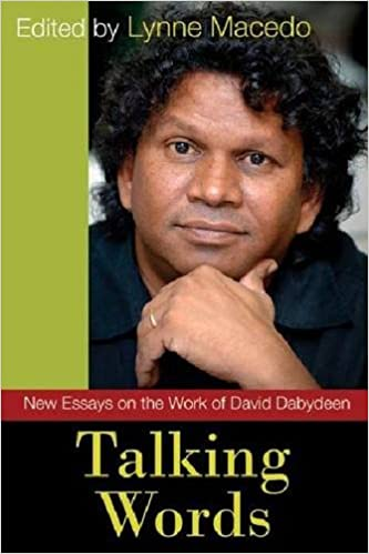 Book Talking Words: New Essays on the Work of David Dabydeen