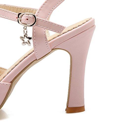 Adee , Sandales pour femme - Rose - rose, 38 EU