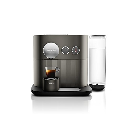 Nespresso EN350G Expert Original Espresso Machine by De'Longhi, Anthracite Grey (Kitchenaid Espresso Machine)