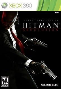 Hitman: Absolution (Professional Edition) -Xbox 360
