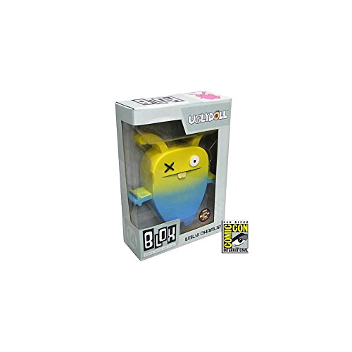 (Uglydoll Ugly Charlie SDCC 2012 Exclusive Blox Vinyl Figure)