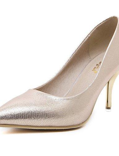 Señaló Bombas Mujer Noche Los UK4 Zapatos Dresswedding Stiletto EU37 5 Por amp;Amp; 5 US6 CN37 5 Parte 7 Bodas Para La La Toe Tacones Y54wqFF