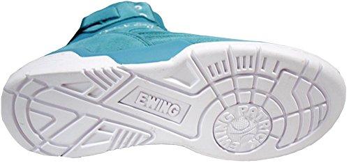 PATRICK EWING Athletics 33 Hallo Schwarz / Weiß Speedweave 1EW90197-013 Türkis / Weiß