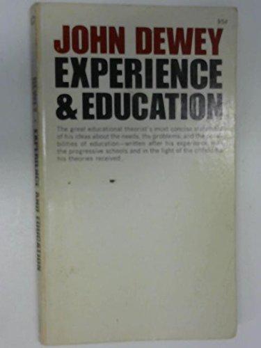 Experience & Education (The Kappa Delta Pi Lecture Series, The Kappa Delta Pi Lecture Series)