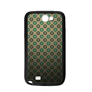 Case For Samsung Galaxy Note2 N7100,Heart Pattern Polycarbonate Hard Case Back Cover For Samsung Galaxy Note 2/Samsung Galaxy N7100 3D
