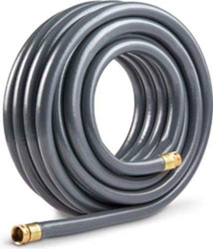 Gilmour 843001-1001 Flexogen Heavy Duty Watering Garden Hose 3/4in x 100 Feet, Green