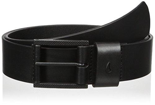 Nixon Men's Americana Belt II, Black Medium - Nixon Black Belt
